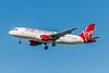 Virgin America, N621VA, Airbus A320-214, msn 2616, Photo by John A Miller, LAX, Image T144LAJM