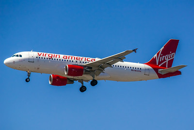 Virgin America, N633VA, Airbus A320-214, msn 3230, Photo by John A Miller, LAX, Image T081LAJM