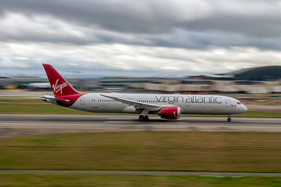 Virgin Atlantic, G-VSPY, Boeing 787-9 Dreamliner, msn 37973, Photo by John A Miller, LHR, Image PA009RGJM