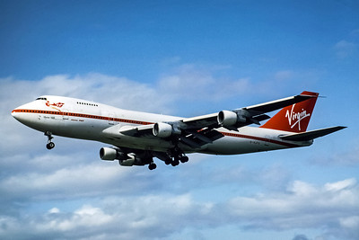 Virgin Atlantic, G-VJFK, Boeing 747-238B, msn 20842, Photo by  Adiran J Smith,  Image M044LAAS