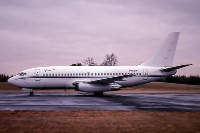 Viscount AIrl Service, N4501W, Boeing 737-247, msn 19598, Photo by John A Miller, GSO, Image J084LGJM