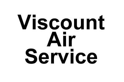 Viscount Air Service Logo
