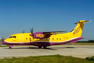 Welcome Air, OE-LIR, Dornier 328-110, msn 3115, Photo by Joe Fernandez Collection, Image MM002LGJF