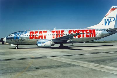 Western Pacific, N301AU, Boeing 737-301, msn 23229, Photo by Andrew Abshier, Image K033LGAA