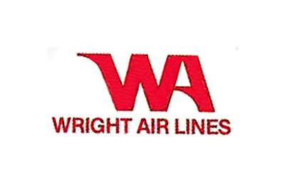 Wright Airlines Logo