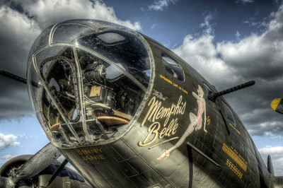 "Memphis Belle ""The Movie"" Nose"