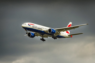 British Airways Before the Storm