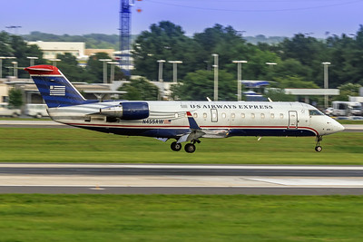 USAirways Express N455AW