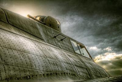 Cockpit Gunner