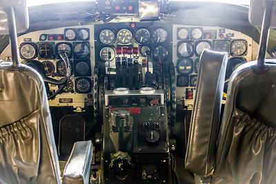 Columbine III Cockpit