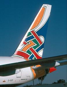 British Airways 777 Tail