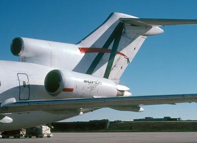 Allegro 727 Tail