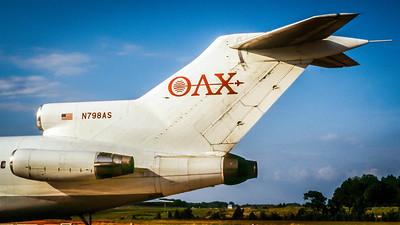 OAX 727 Tail