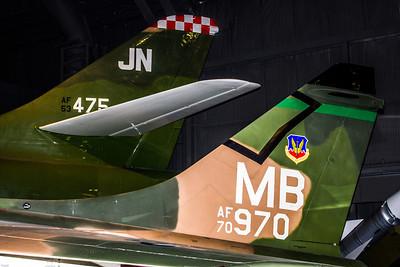 Douglas B-66 A-7D Corsair II