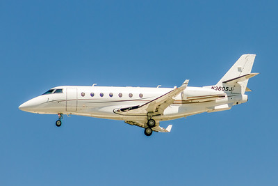 Private Owner, N360SJ, Gulfstream IAI, msn 068, Photo by John A Miller, TPA, Image YI002LAJM