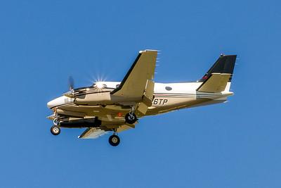 Eye Fly, Inc, N26TP, Hawker Beechcraft King Air C90GTI, msn LI-1847, Photo by John A Miller, TPA, Image YK001LAJM