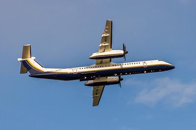 US Department of Justice, N721AL, De Havilland DHC-8-402Q Dash 8, msn 4235, Photo by John A Miller, TPA, Image QQ013RAJM