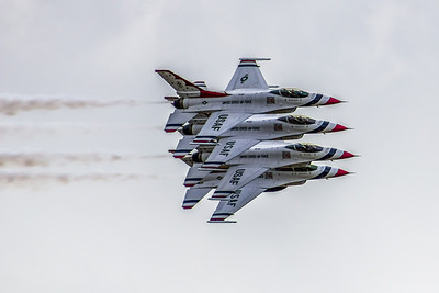 US Thunderbirds Stack