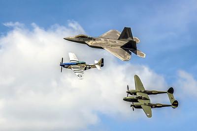 Military Legacy Flight
