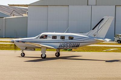 N958MM, Piper  PA46R-350T, msn 4692058, Photo by John A MIller, PIE, Image A-BP1001LGJM