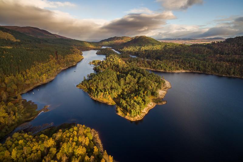 Loch Beinn a Mheadhoin