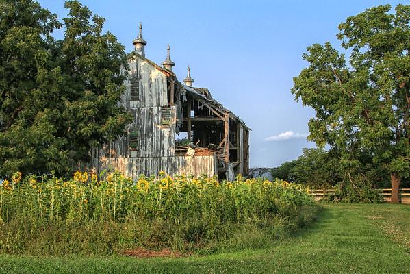 Antietam National Battlefield Barn
