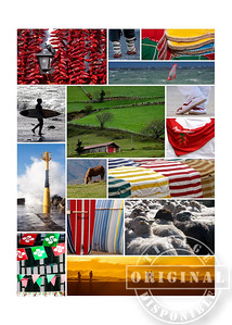 Pays Basque - Montage