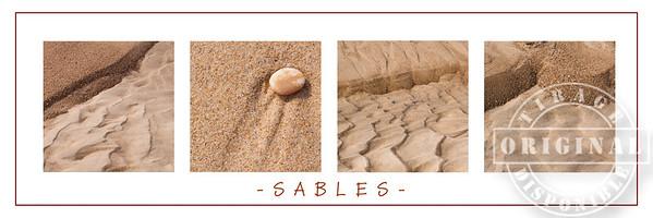 """""""SABLES"""" - Montage"""
