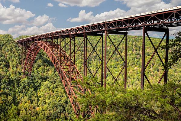 New River Gorge Bridge - Fayetteville, WV