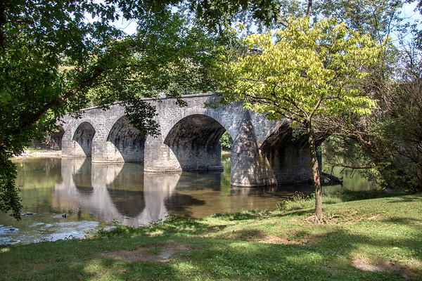 Summer at Wilson's Bridge