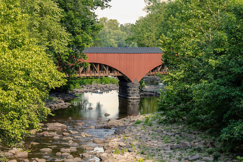 Little Red Covered Bridge