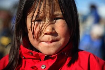 Arctic - Iqaluit girl