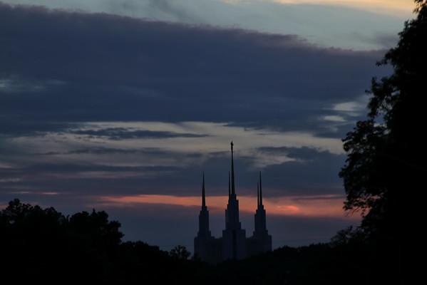 The Church of Jesus Christ of Latter day Saints, Mormon Temple - Washington DC