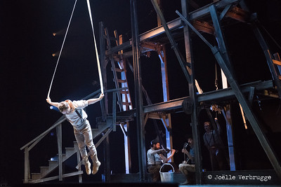 """Cirque Eloïze, """"Saloon - Spectacle du 19 février 2020 à Biarritz"""