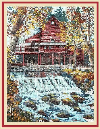 The Mill Falls
