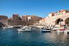 Gorgeous Port of Dubrovnik