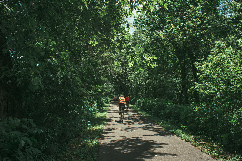 Little Miami River Scenic Bike Trail
