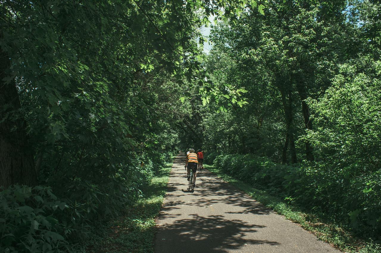 Little Miami River Scenic Bike Trail