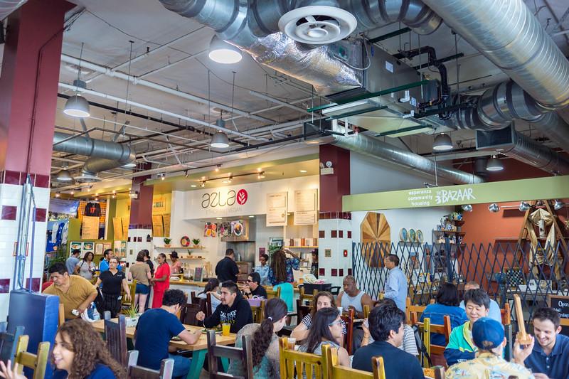 Mercado La Paloma