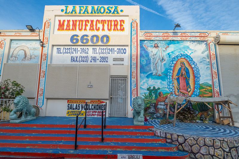 South Los Angeles Industrial Tract