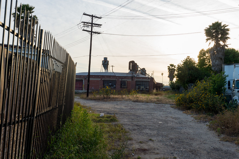 South Los Angeles Industrail Tract