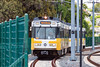 Expo Line train testing, May 2016.