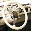tones, depth, light, classic car
