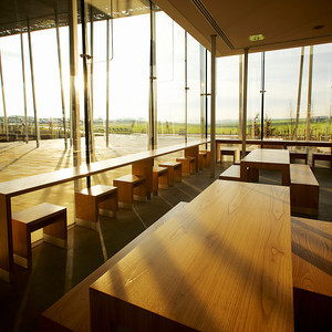 Architectural-Photography-Stonehenge Visitor Center-Wiltshire