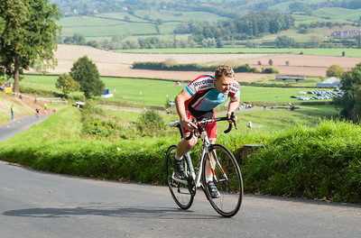 Shelsley Walsh Cycling Hill Climb