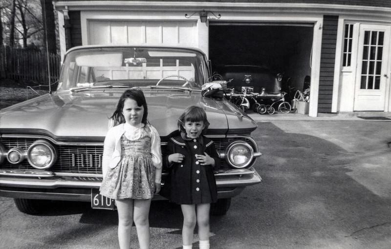 Lissy WIlson and Audrey Freudberg