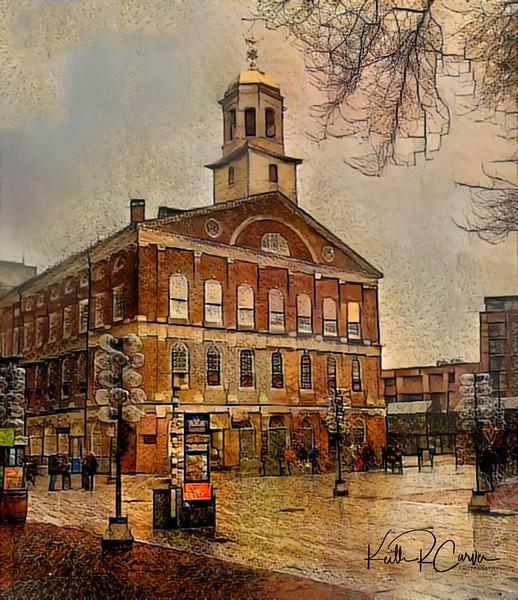 Faneuil Hall (Boston)