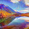Tern Lake, Kenai Peninsula, Alaska