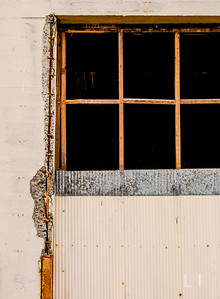 The Old Granary Window Two