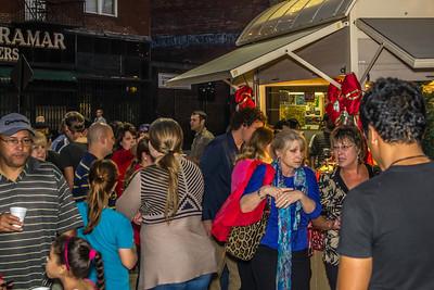 Ybor City Christmas Tree LIghting 2013